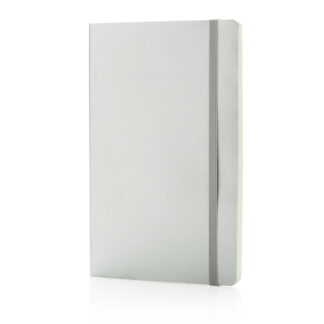 Deluxe metallic softcover anteckningsbok