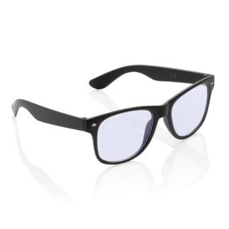 Glasögon med blåljusfilter