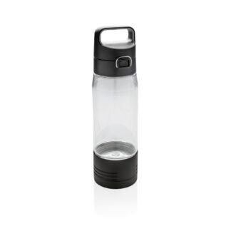 Hydrate flaska med trådlös laddning