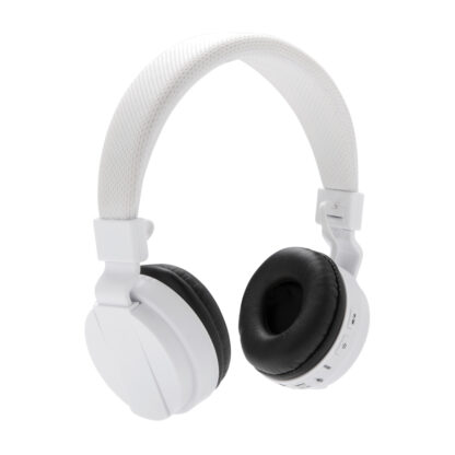Ihopvikbara trådlösa BT-hörlurar