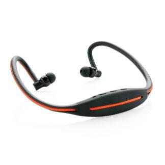 LED hörlurar för löpning