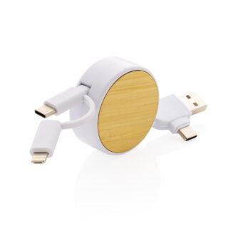 Ontario 6-i-1 utdragbar kabel