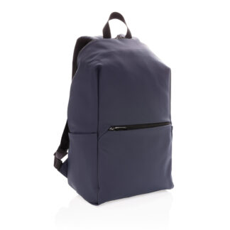 """PU 15.6"""" laptopryggsäck"""