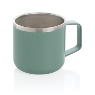 Stainless steel campingmugg