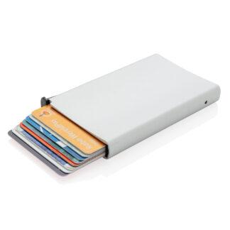 Standard aluminium RFID korthållare