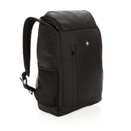 """Swiss Peak RFID 15"""" laptopryggsäck med enkel åtkomst"""