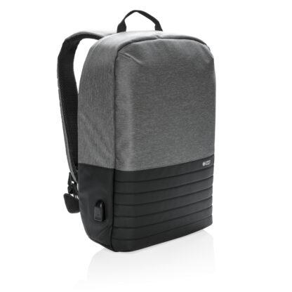 "Swiss Peak RFID anti-fickjuv 15.6"" laptopryggsäck"