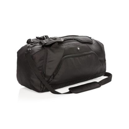 Swiss Peak RFID sport duffle & ryggsäck