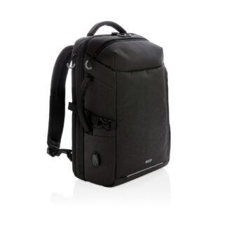 Swiss Peak XXL weekend reseryggsäck med RFID och USB