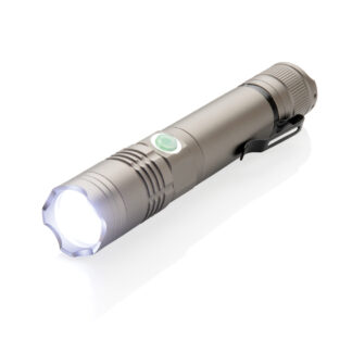 Uppladdningsbar 3W ficklampa