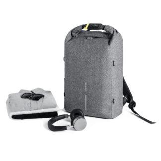 Urban anti-ficktjuv skärbeständig ryggsäck